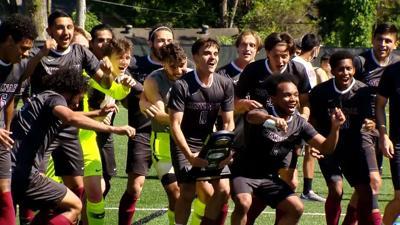 Centenary men's soccer