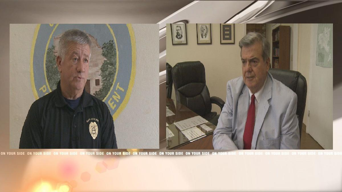 Many mayor pays fine for traffic violations | News | ktbs com