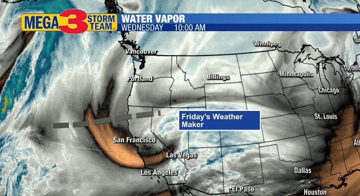 Weather Maker for Friday