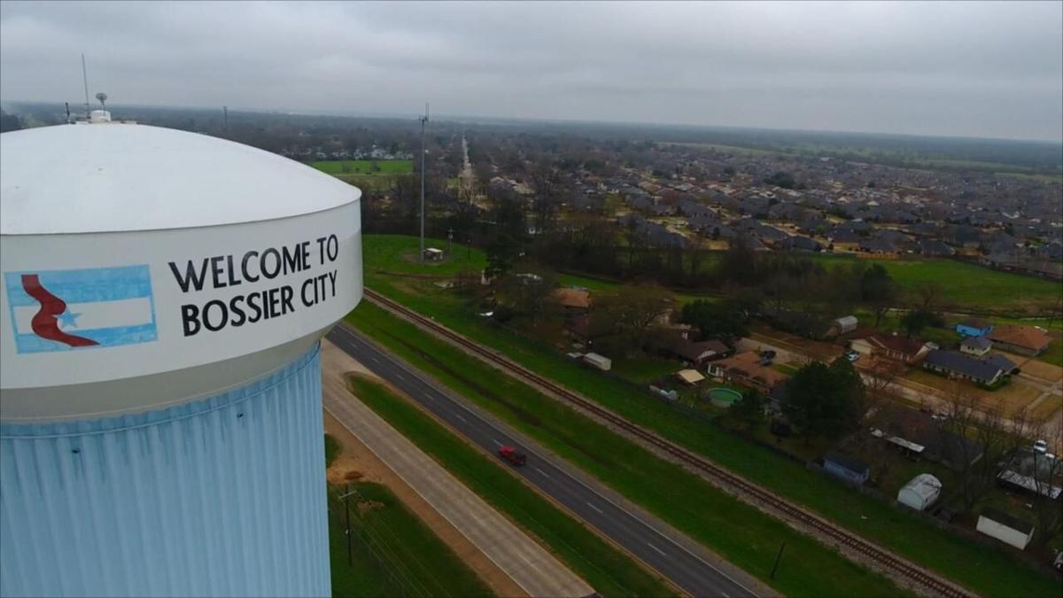 Bossier Water Tower