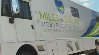 Shreveport dentist nationally recognized for mobile dentistry outreach