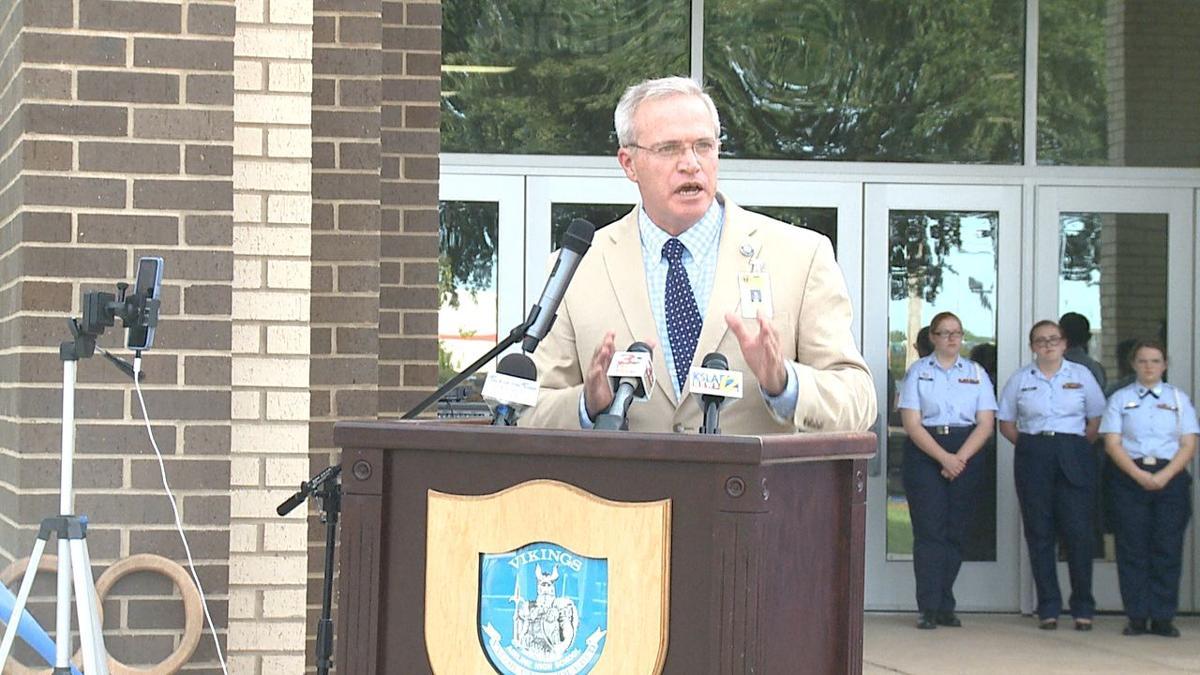 Bossier Schools superintendent target of federal drug