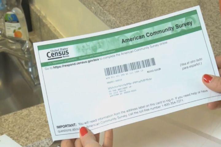 Census Mail