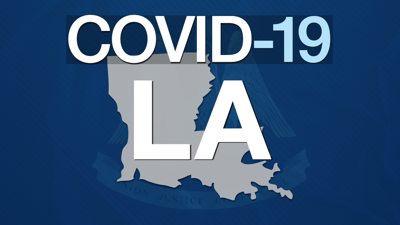 COVID-19 LOUISIANA