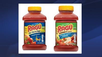 Ragu recall