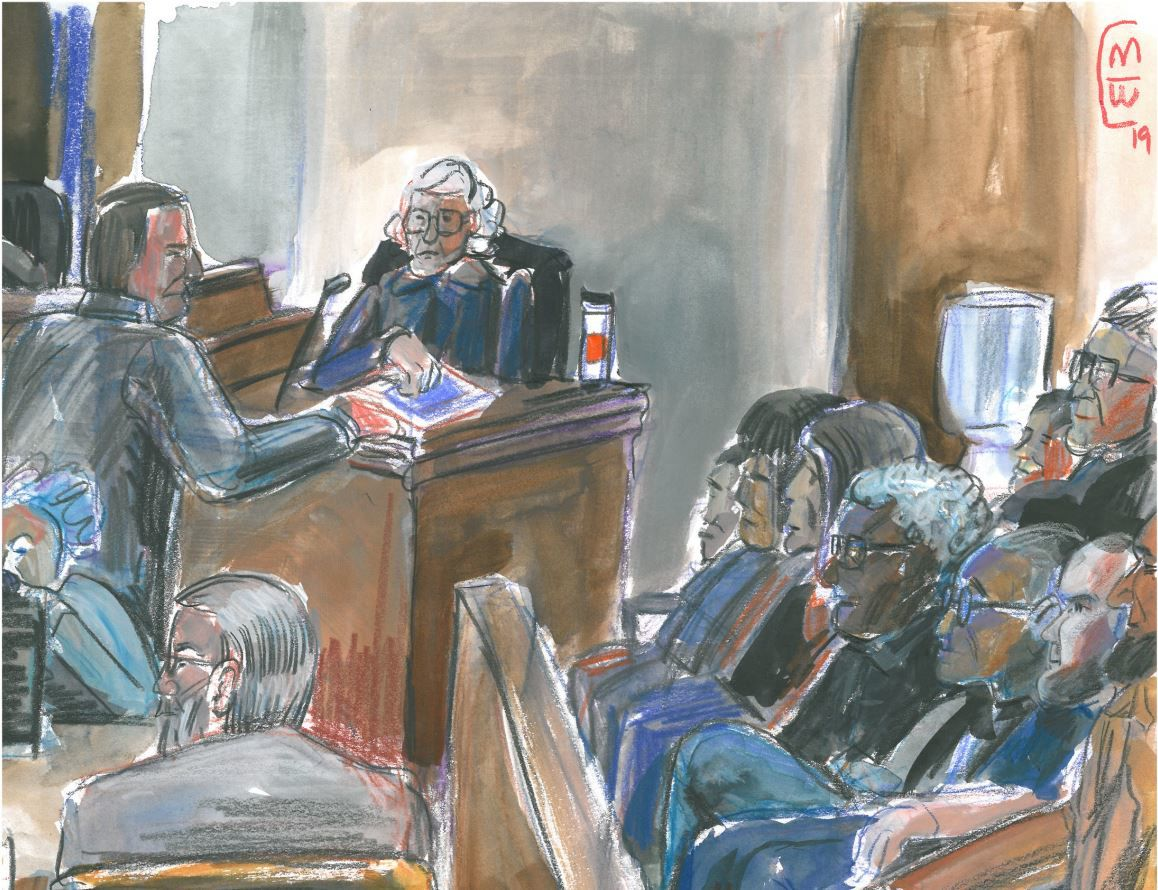Grover Cannon Trial 2