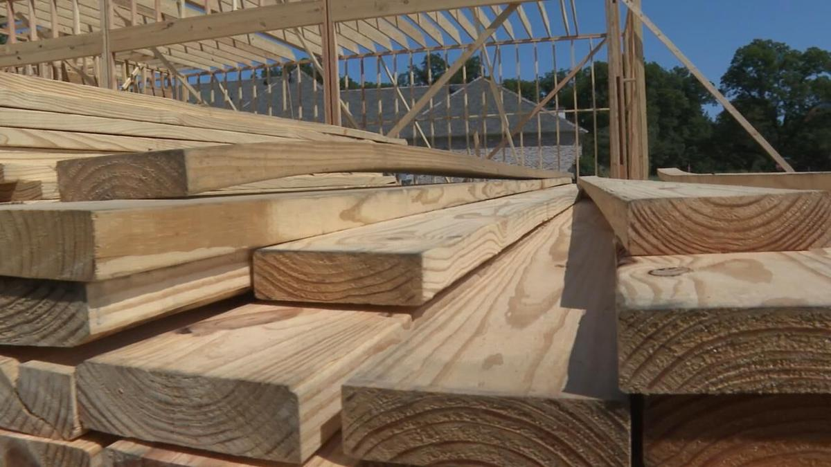 Lumber prices and the pandemic