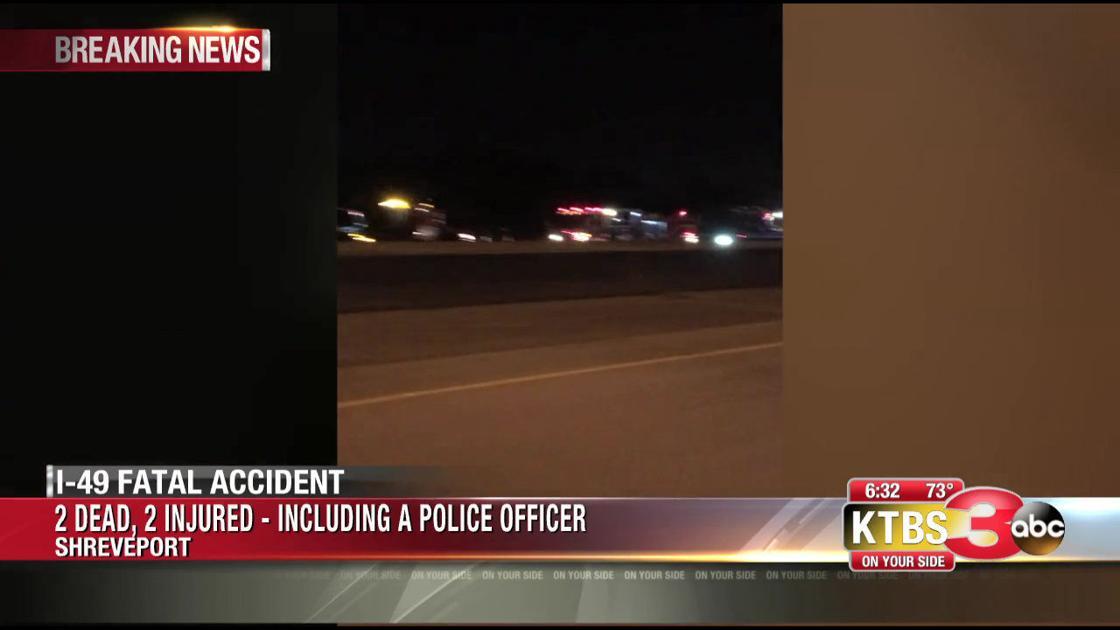 I-49 crash leaves 2 dead and 2 injured | | ktbs com