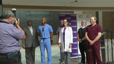 LSU Health Shreveport General Practice Residency (GPR) program.jpg