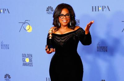 Oprah Winfrey grows avocados