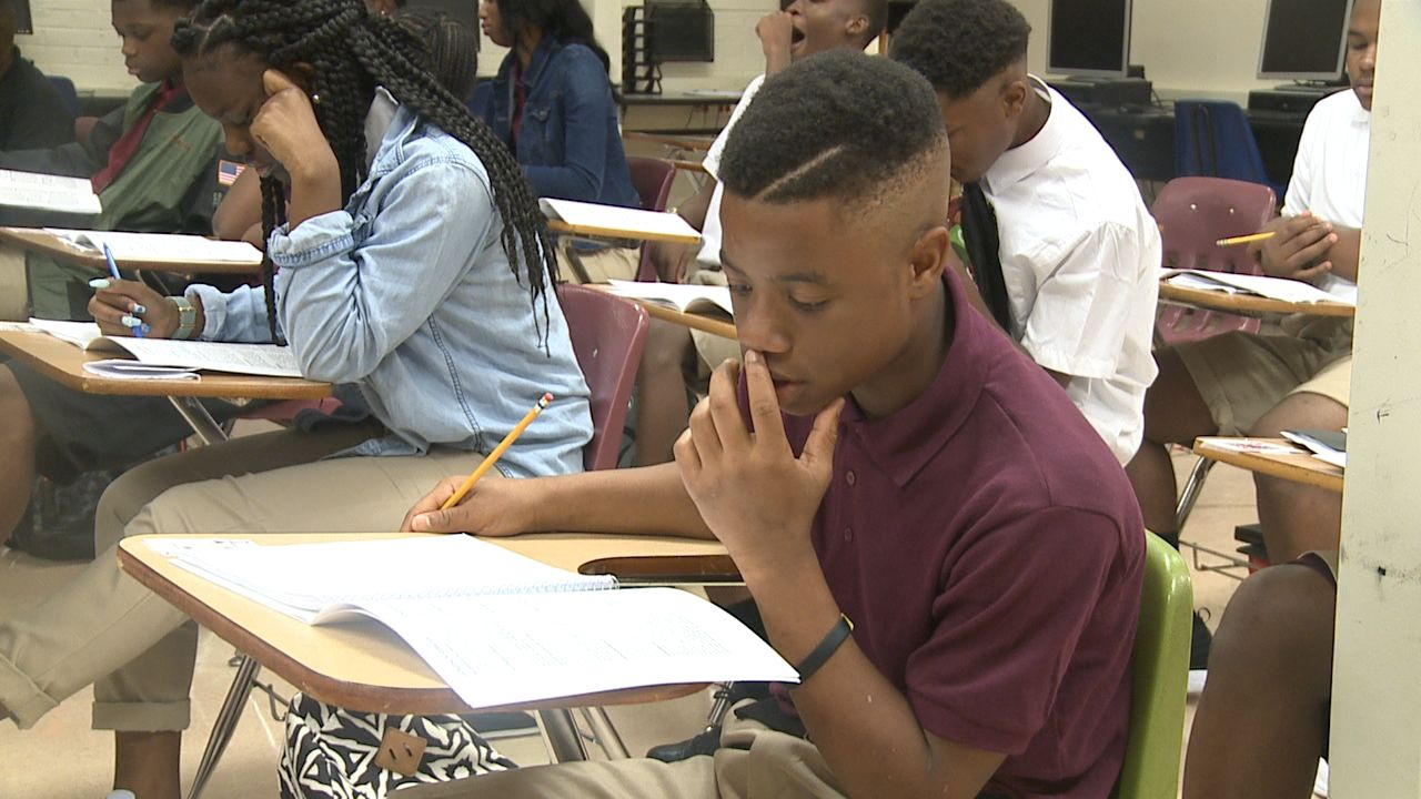 cover letter for high school student with no experience%0A BTW and Fair Park students and teachers adjust to changes as Caddo rings in  the new school year