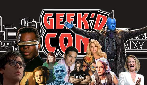 Geek'd Con