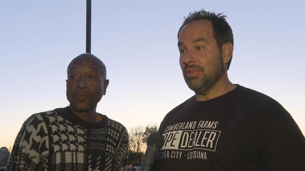 Men of Courage of Louisiana turkey giveaway