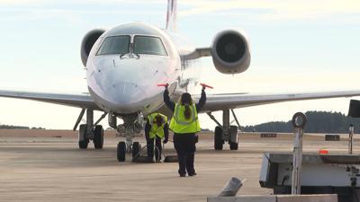 Texarkana Regional Airport seeks grant for second airline