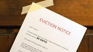 evctiion notice