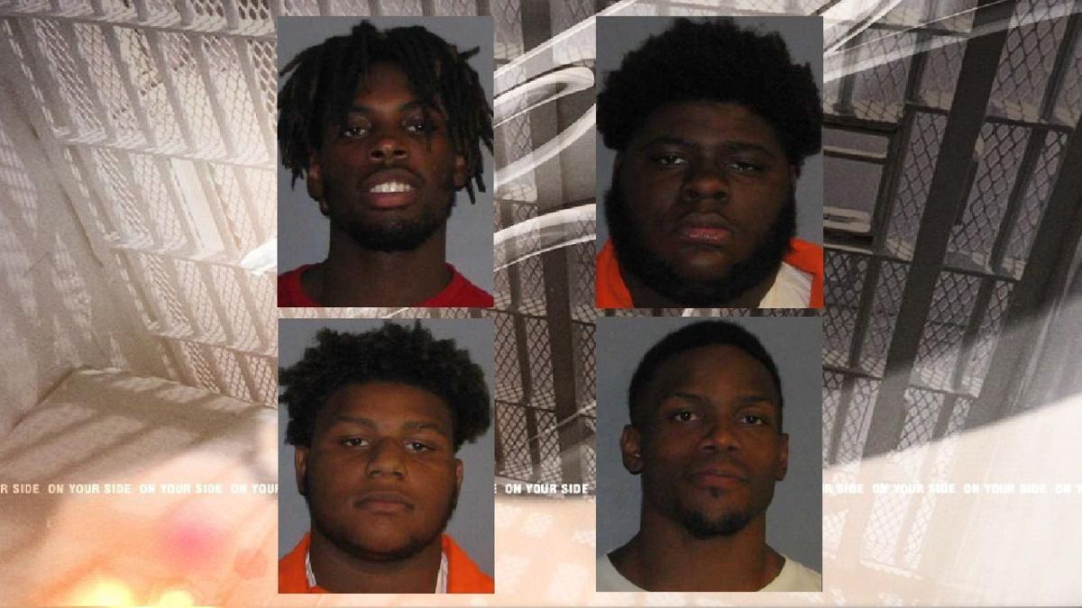 Keithville arrests