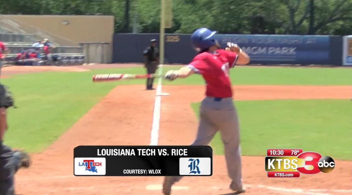 Tech's 2019 Season Ends in Biloxi | Sports | ktbs com
