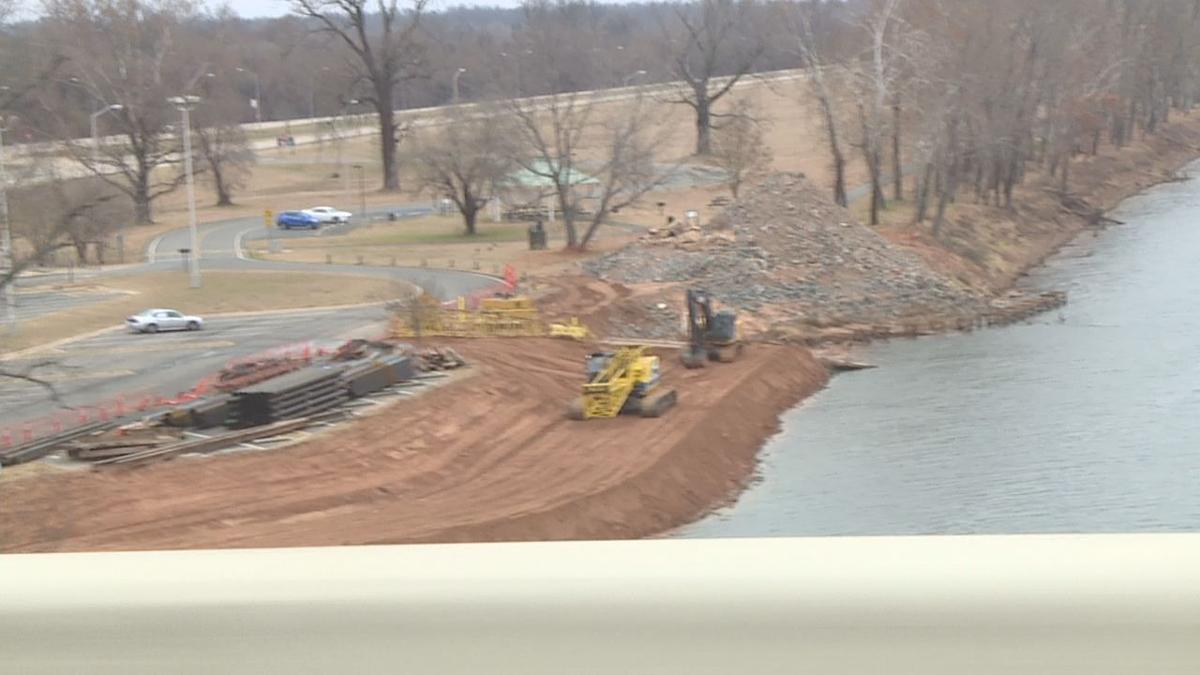 Red River improvements