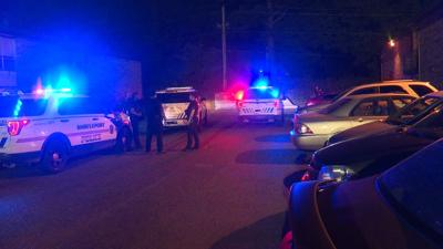 Briarwood Apartments accidental shooting