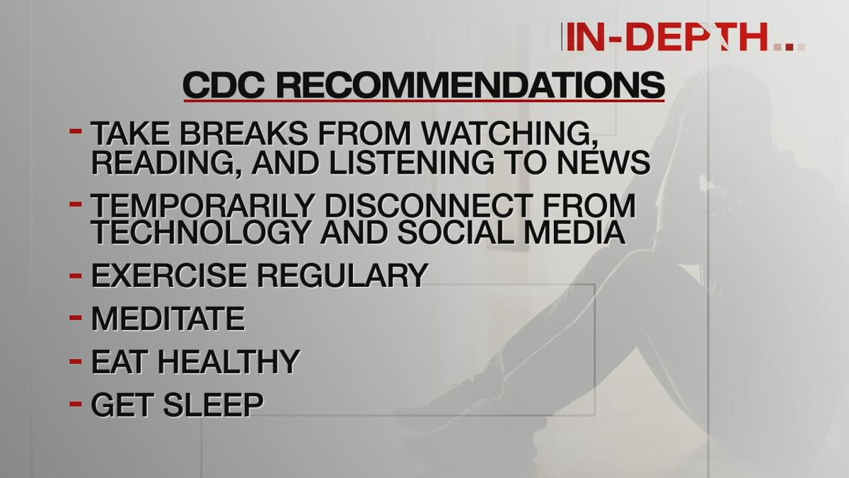 CDC recommendations