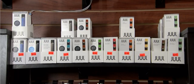JUUL will no longer sell mint, it's most popular flavor