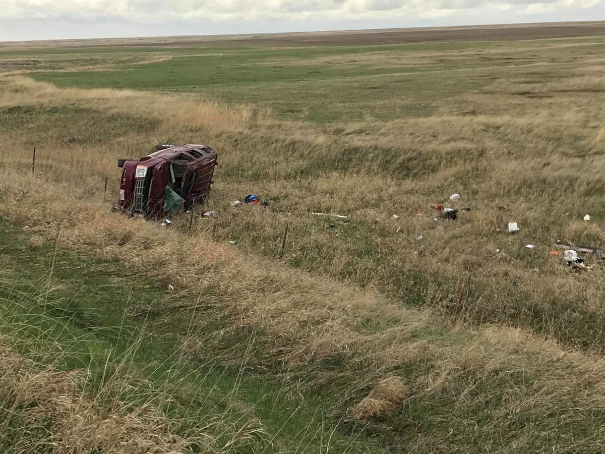 Stolen vehicle rollover on Hwy 87 E. leaves driver in critical condition