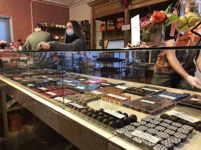 Shopping local and safe for Valentine's Day