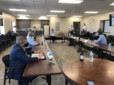 Business leaders meet with Sen. Daines on growing industry in Montana