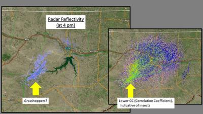 NWS Glasgow radar