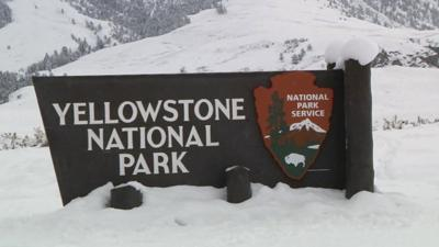 Yellowstone Closes Most Roads Entrances For Winter News