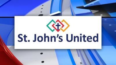 St. John's United Logo (2020)