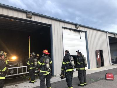 Fire causes $250,000 in damage to Grayback Forestry Building
