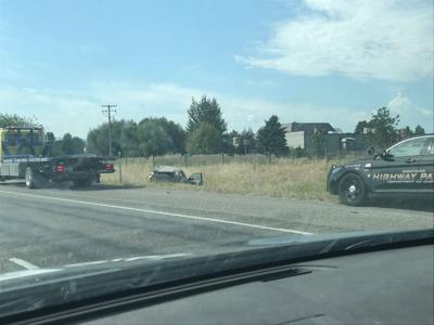 Highway patrol says drivers taking pics of wreck stalled traffic