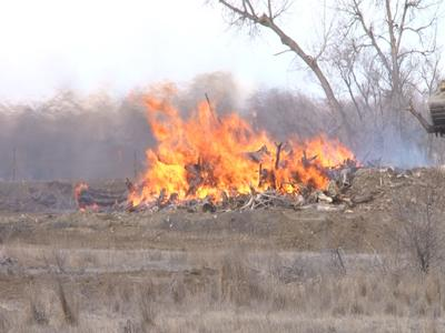 Keeping your controlled burns under control