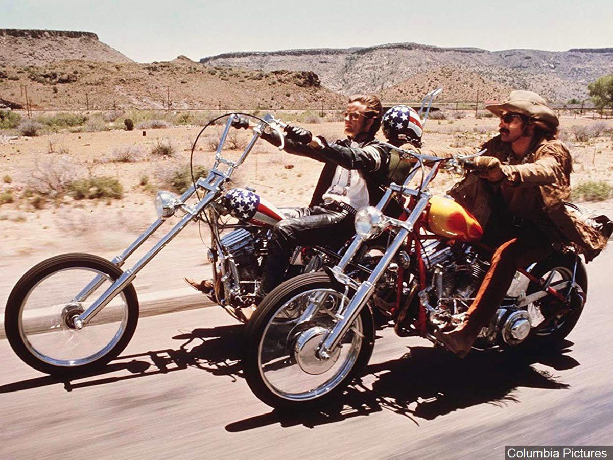 Peter Fonda Easy Rider