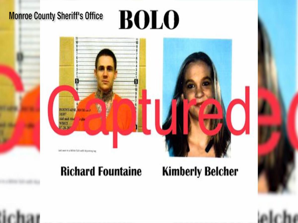 Wyoming fugitive captured in Georgia | News | kulr8 com