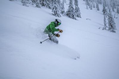 Whitefish Ski photo
