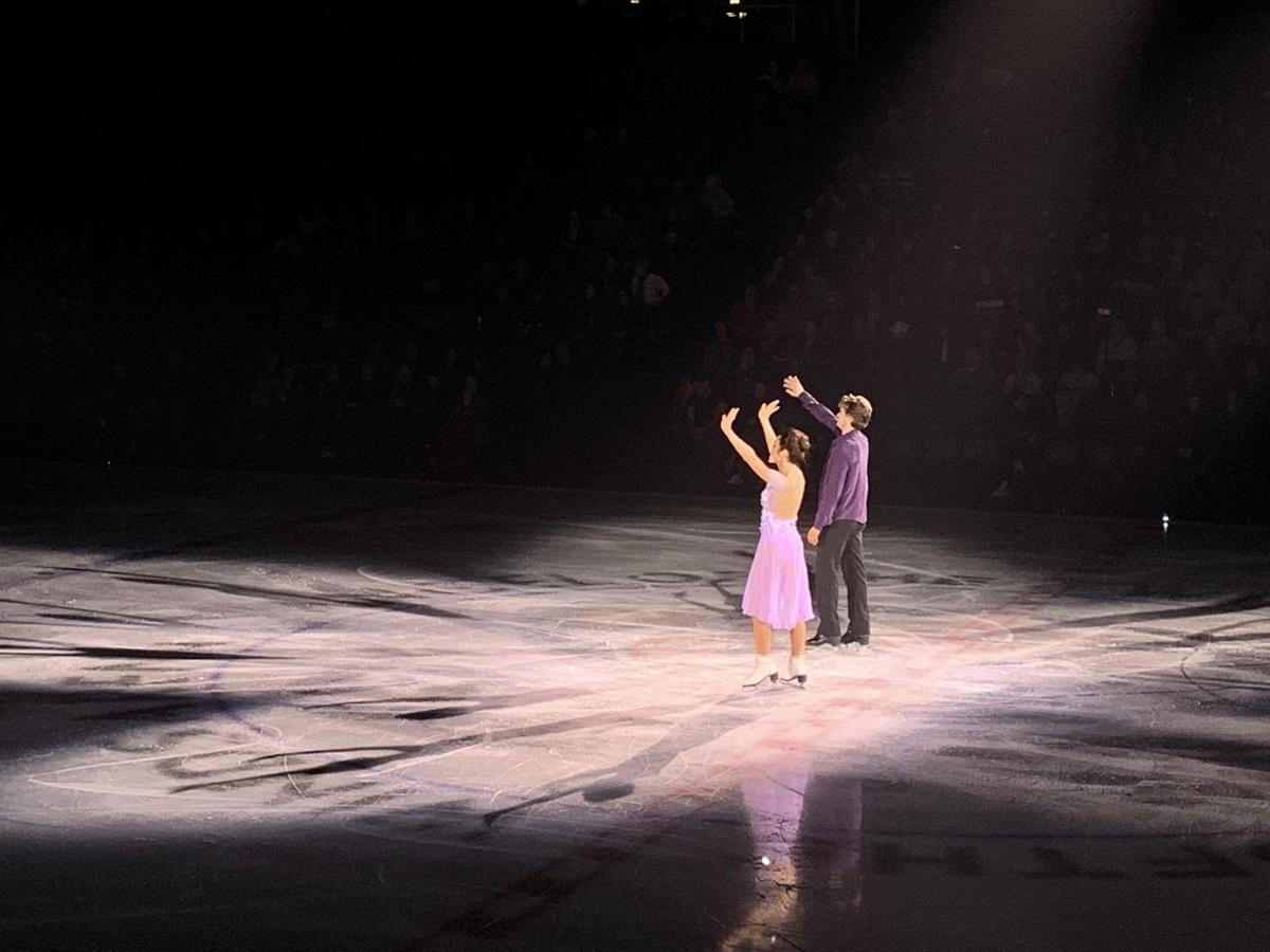 Exclusive: Life after the Olympics, a sit-down with Meryl Davis and Charlie White