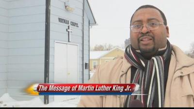 How MLK's message applies to today