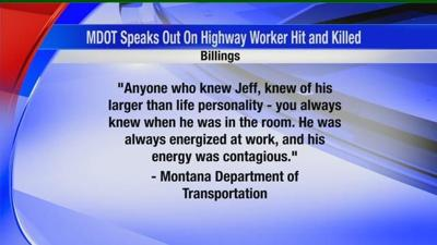Montana Department of Transportation speaks out on