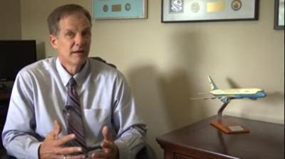 Former Air Force One pilot remembers 9/11
