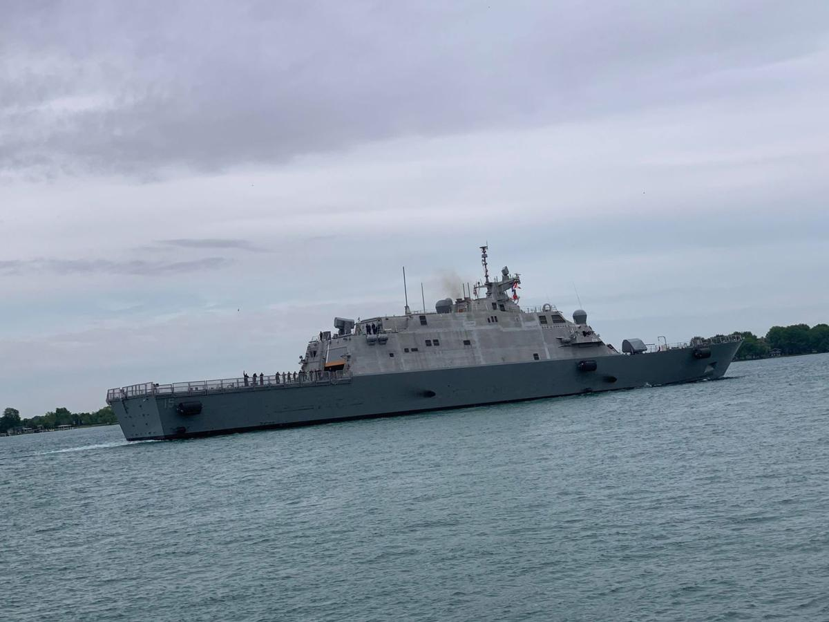 KULR Exclusive: USS Billings continues its trip to Key West