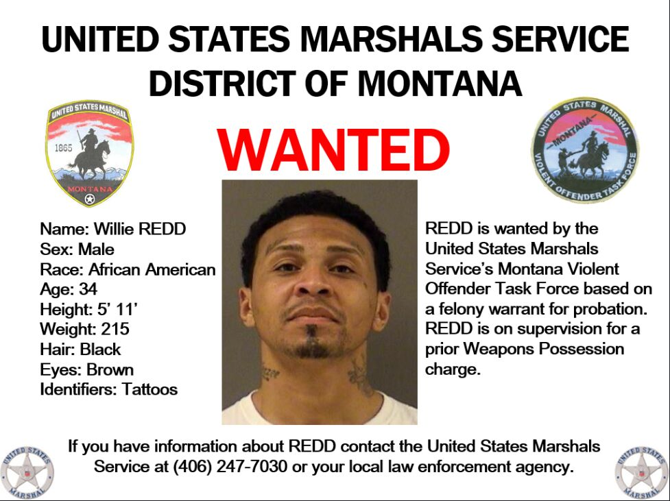 Man wanted for a felony warrant for probation by U.S. Marshals Service