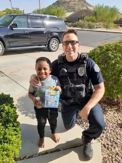 5-year-old Arizona boy calls 911 to order a kid's meal