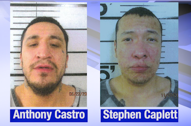 Big Horn County Escaped Inmates