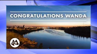 Montana Lottery Congratulations Wanda