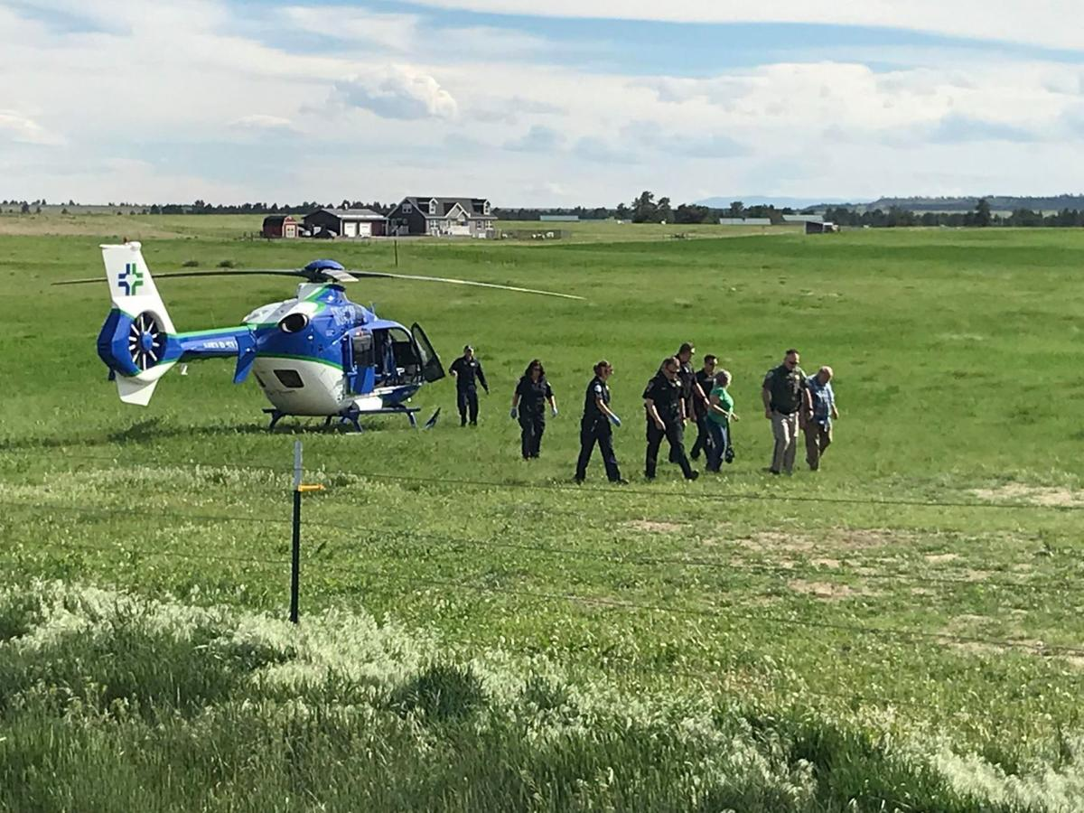 Woman injured in farming accident west of Billings