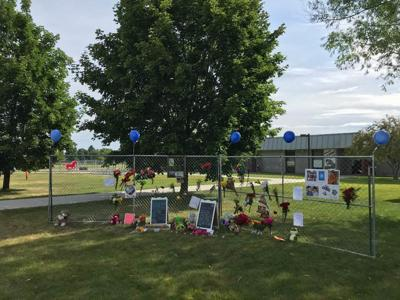 Hamilton community honors 9-year-old boy with memorial