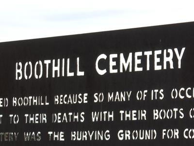Boothill Cemetery