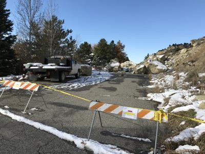 Billings City will begin moving rocks from September rock slide within the month, citing safety concerns